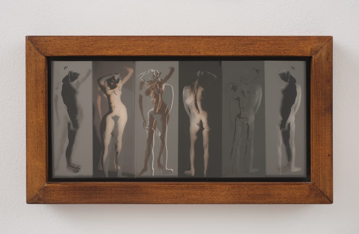 Robert Heinecken, Six Figures