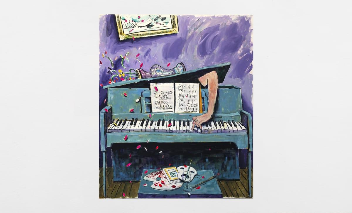 Edgar Bryan, Philip Martin GalleryLos Angeles, CA