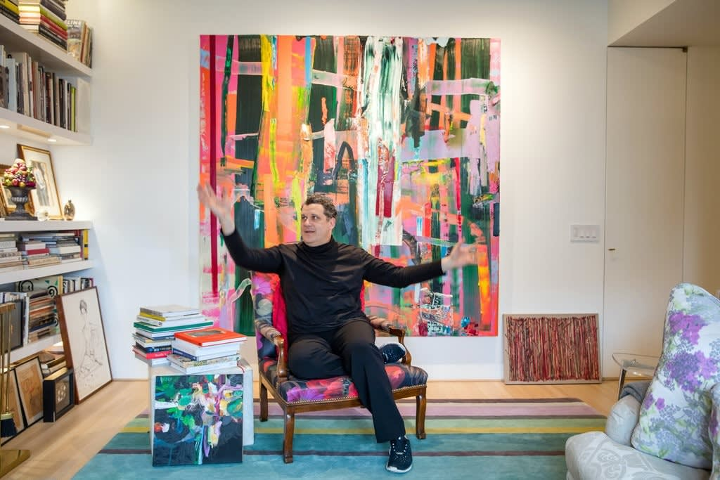 Isaac Mizrahi, on Collecting Art in Search of the Me Factor
