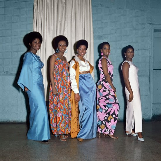 Kwame Brathwaite's Photographic Vision of a Black Female Utopia
