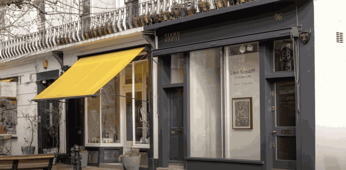 Leon Kossoff | A London Life