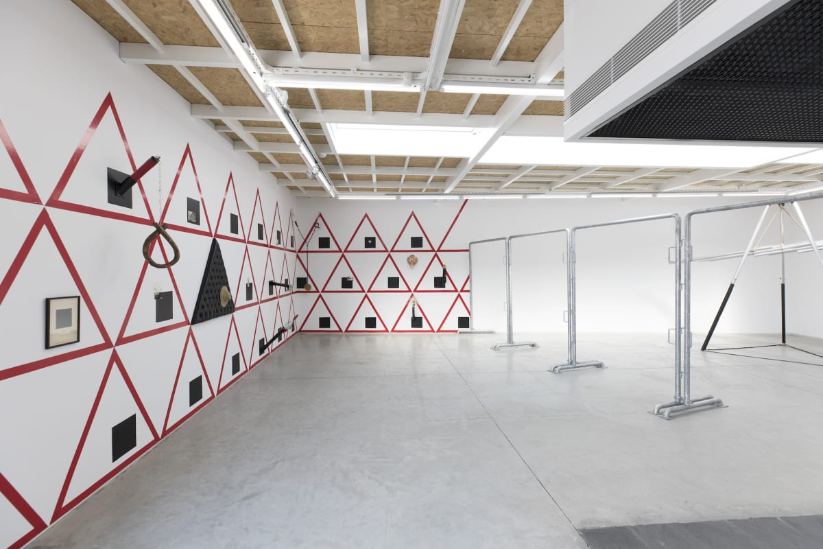 İz Öztat Installation view 2019