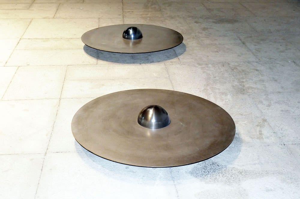 Osman Dinc, İki Satürn – Deux Saturne, 2014