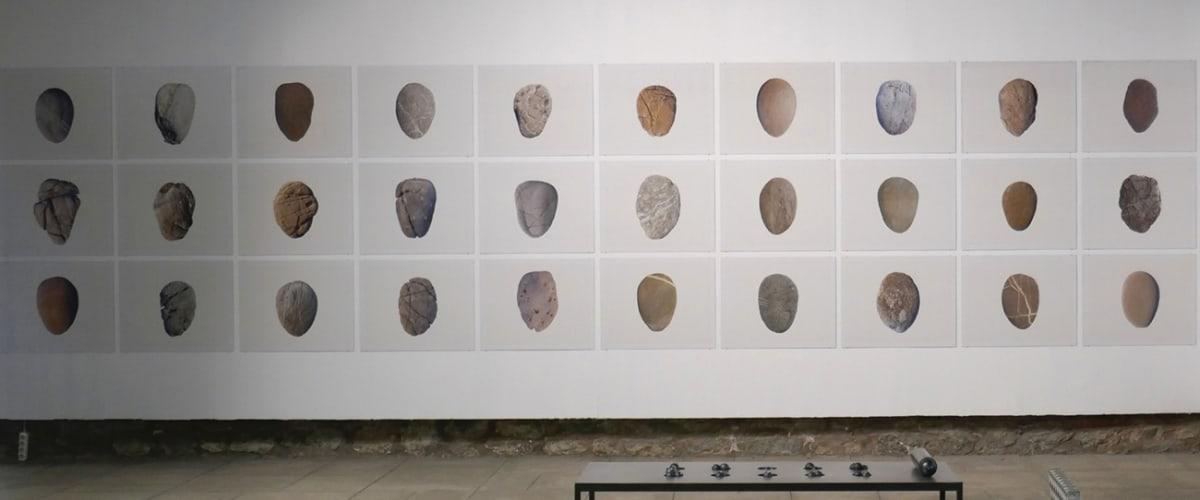 Osman Dinc, Sabır Taşları - Pierres de Patience , 2012-2014