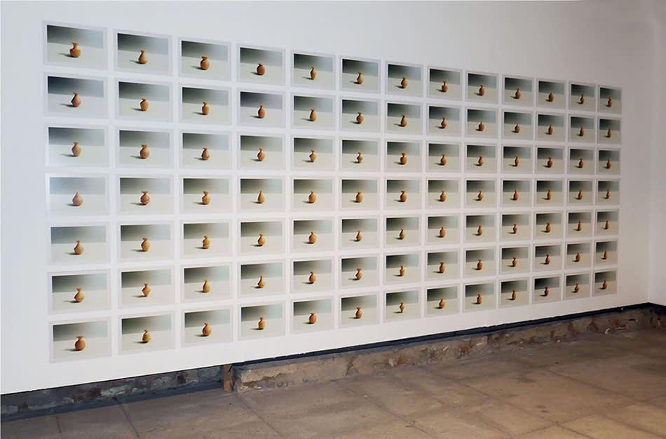Osman Dinc, Testiler – Poteries, 1996