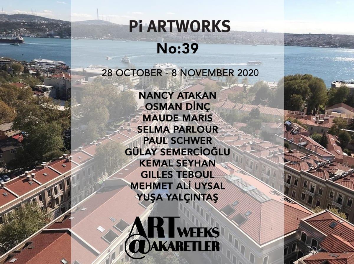 Art Weeks @ Akaretler