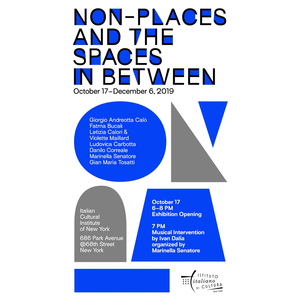 Fatma Bucak, Non-Places and the Spaces in Between curated by Ylinka Barotto with Chiara Mannarino