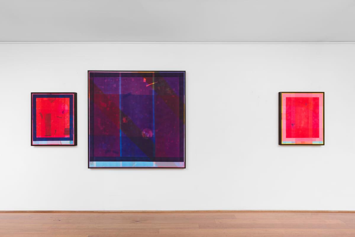 Installation shot: Maximilian Daniels | Inside, Outside