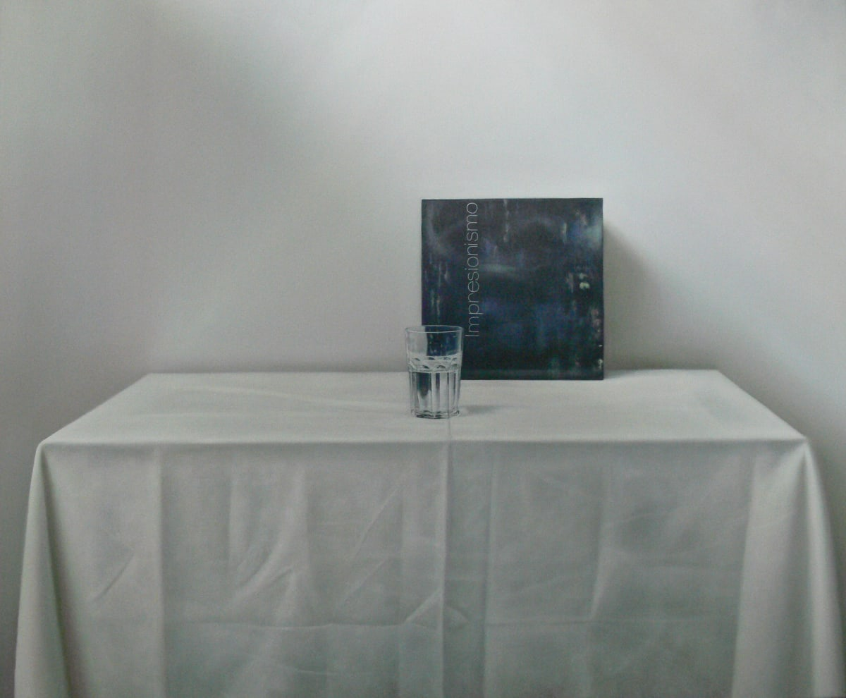 Martin La Rosa Impressionism oil on canvas 105 x 125 cm