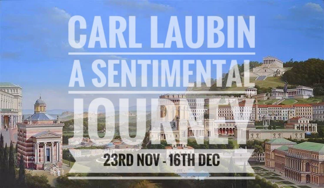 Countdown to the Carl Laubin Show!, Carl Laubin: A Sentimental Journey