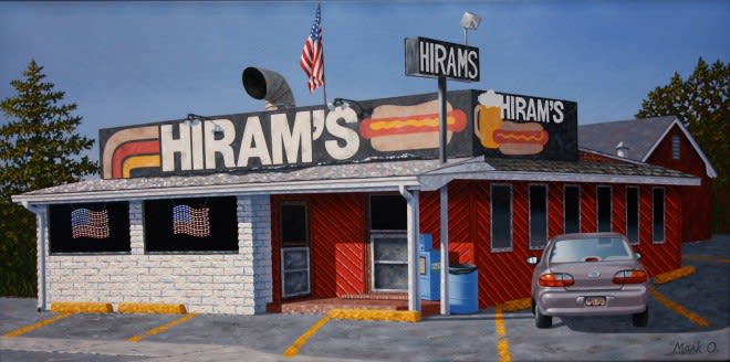 Reinterpreting the American Dream in hyperrealism