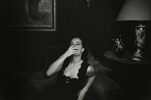 Will McBride, Romy Schneider, Paris, 1964