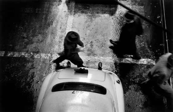 Werner Bischof, New York City, 1953
