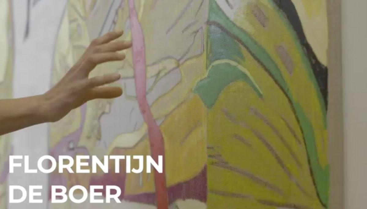 Art Rotterdam - Florentijn de Boer