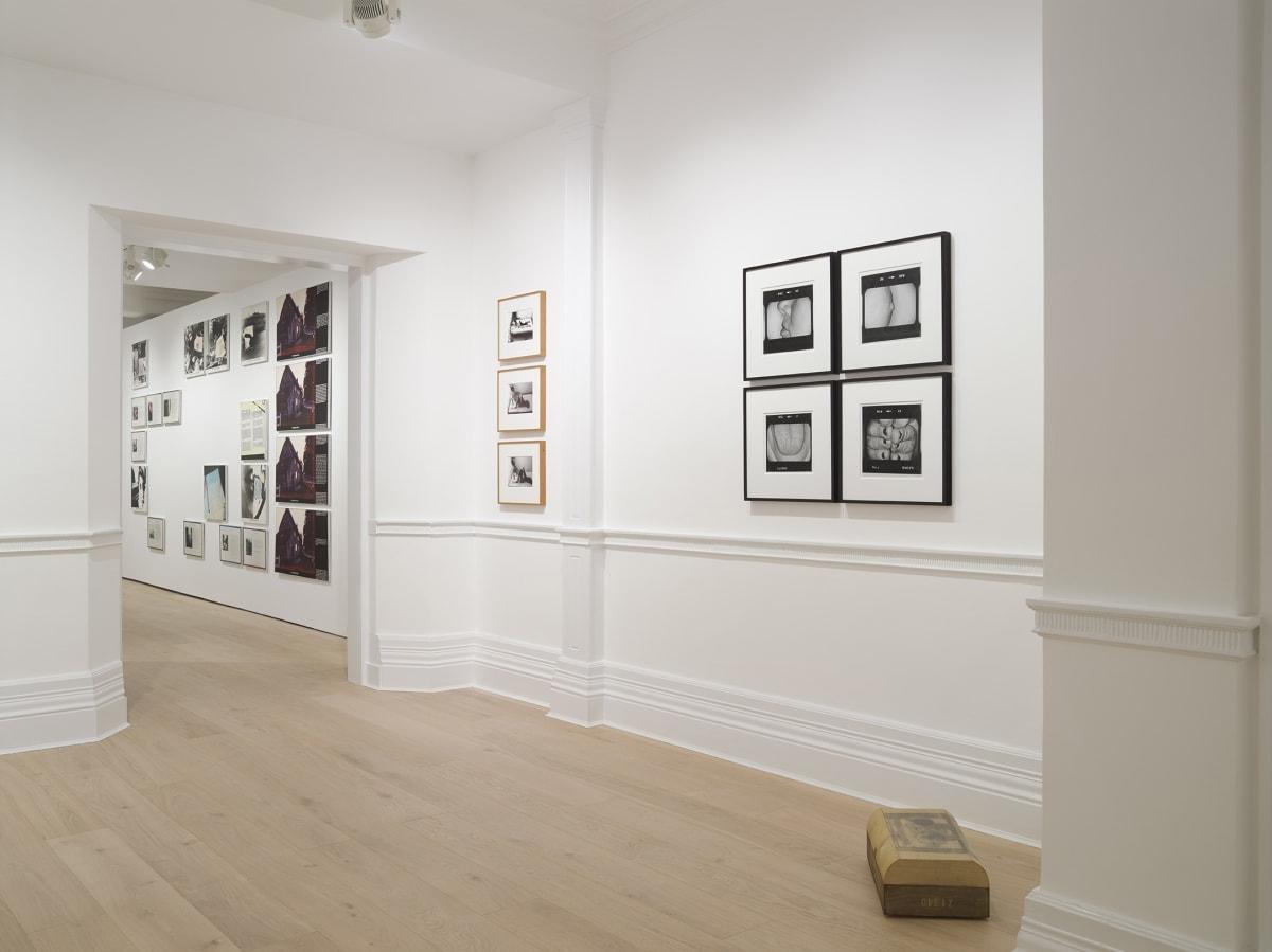 Installation view, Women Look At Women, Richard Saltoun Gallery, London 15 February - 31 March 2018 Photo credit: Peter Mallet