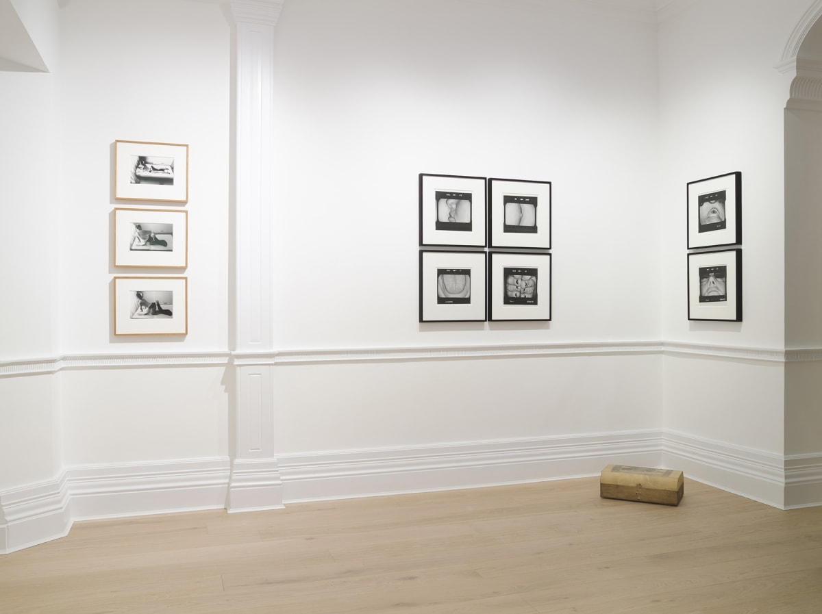 Installation view, Women Look At Women, Richard Saltoun Gallery, London 15 February - 31 March 2018 Photo credit: Peter Mallet