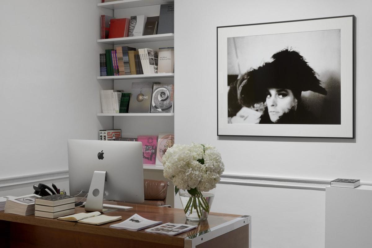 Ulay Richard Saltoun Gallery London 15