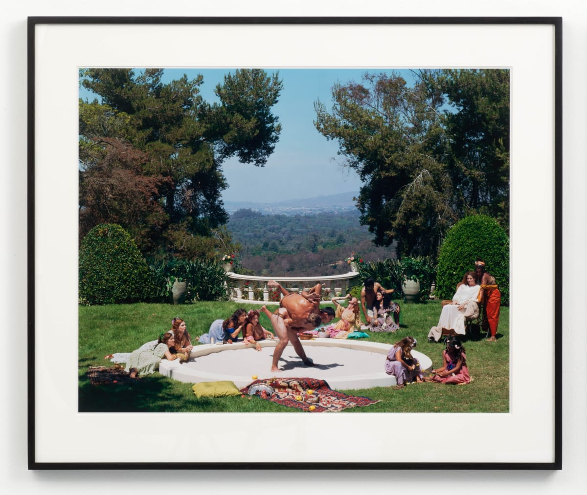 """Eleanor ANTIN A Hot Afternoon from """"The Last Days of Pompeii"""", 2002 Chromogenic print 60.5 x 76 cm Edition 1 of 3"""