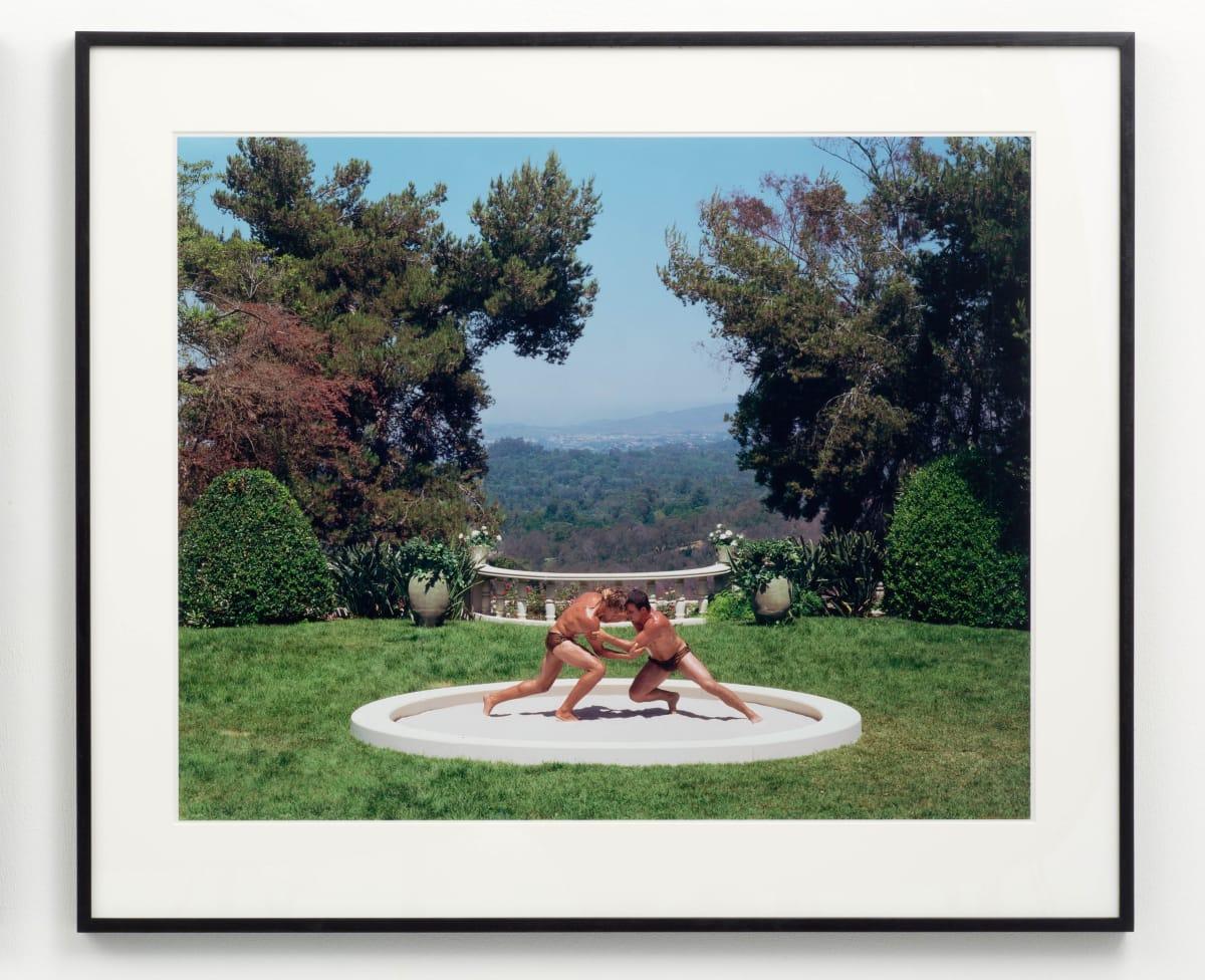 "Eleanor ANTIN, 1935 - Agon from ""The Last Days of Pompeii"", 2002"