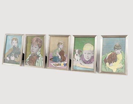 HANS-PETER FELDMANN: Colouring - works from the 1970s