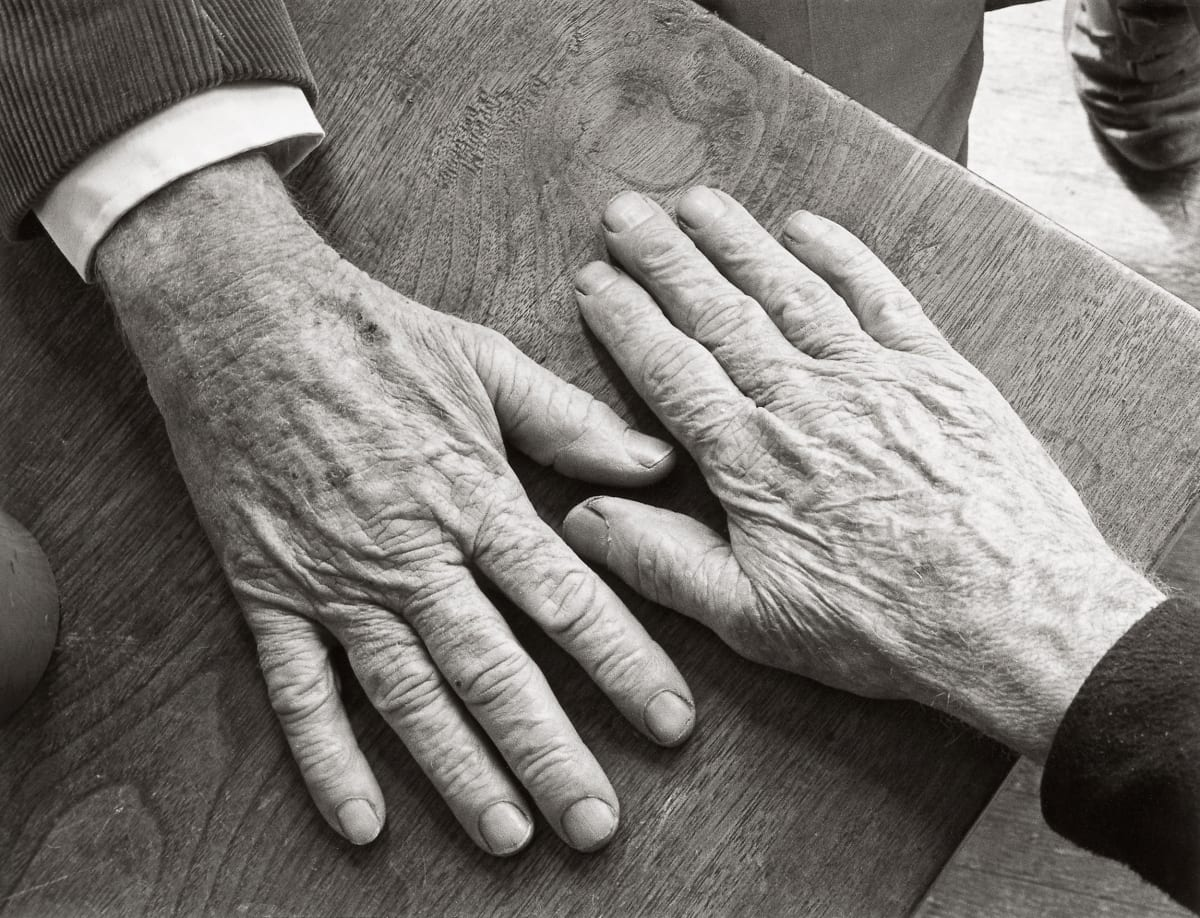 Two Right Hands, 1988