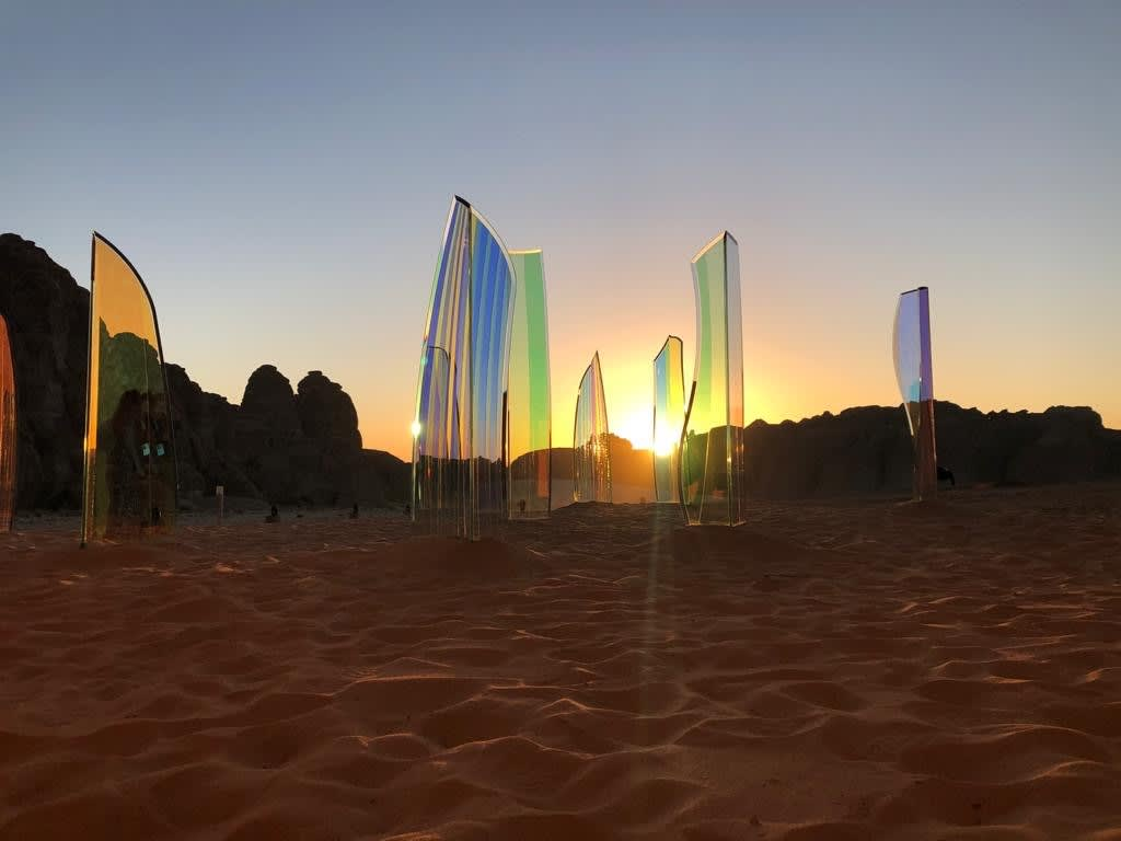 Shuster + Moseley | Horizon of Day and Night at the Azimuth Festival