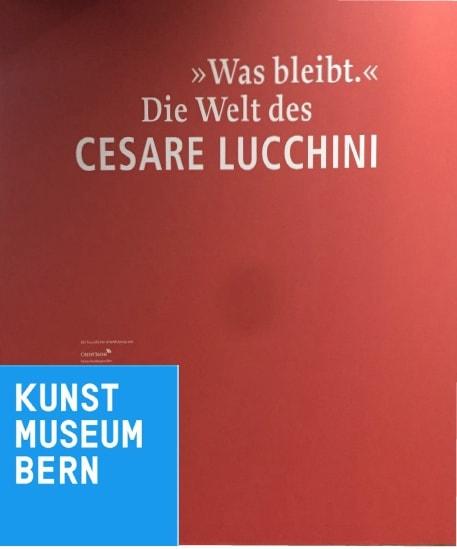 Cesare Lucchini at Kunst Museum Bern
