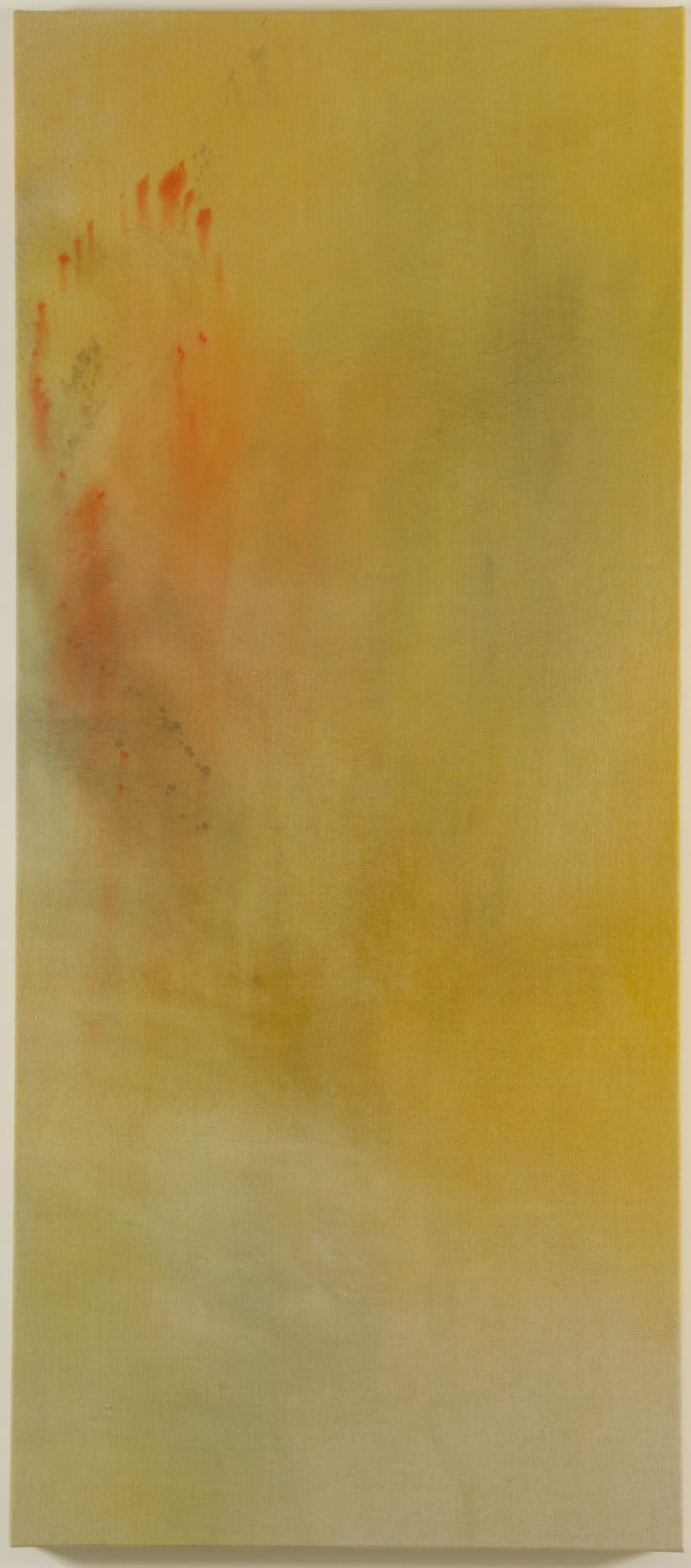 Michael Biberstein Sem título Acílico s/ linho 160.5 x 70.5 x 5 cm