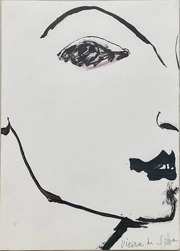 Maria Helena Vieira da Silva, Elle, 1980