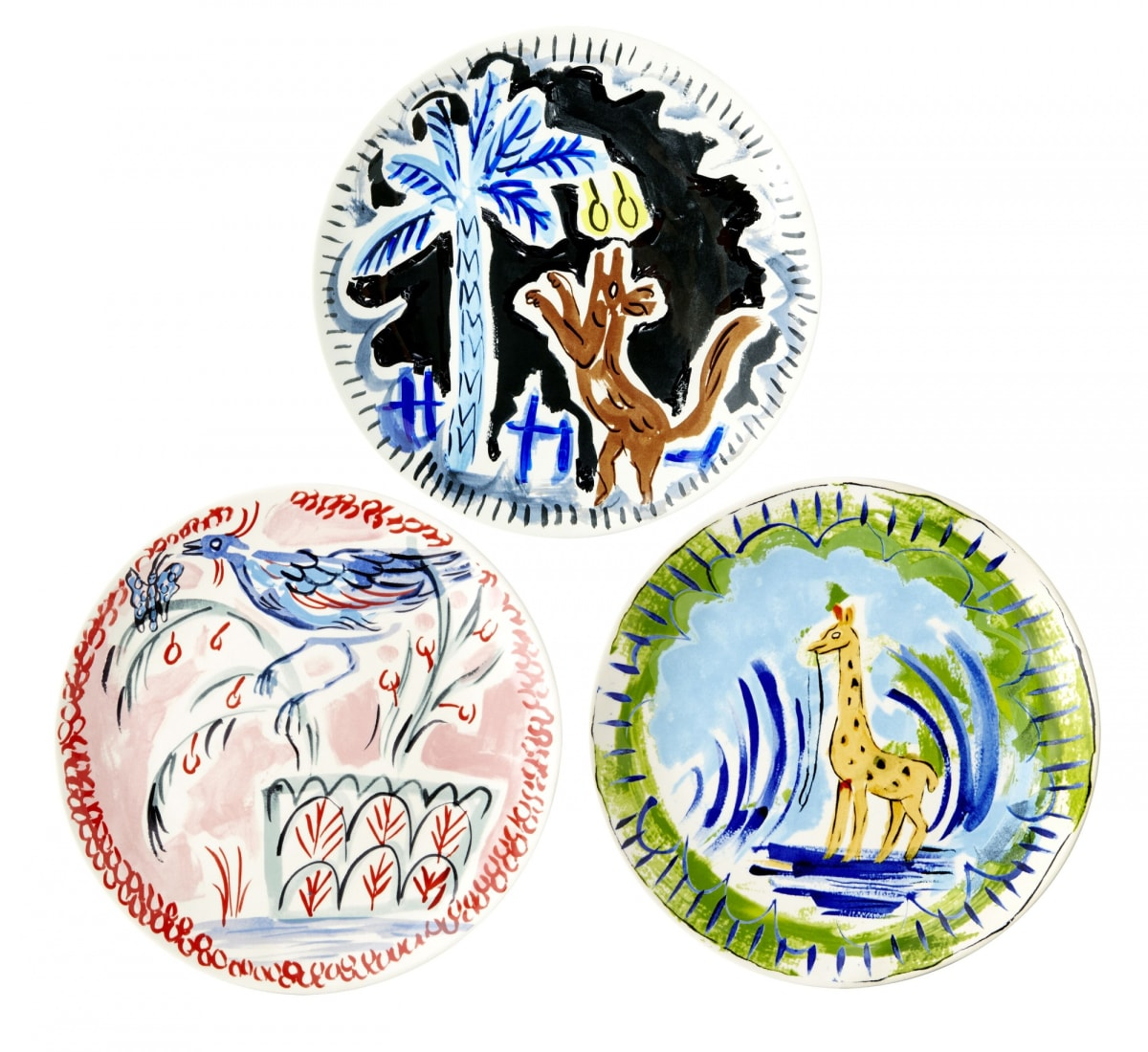 Bela Silva x Monoprix, A artista prepara-se para assinar uma gama de cerâmica para a cadeia gaulesa Monoprix