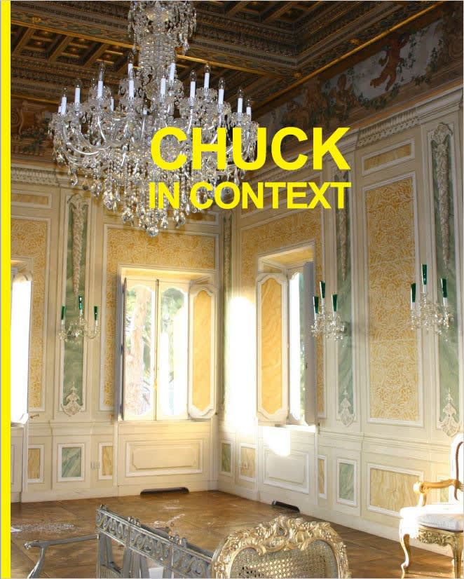 Chuck in Context: Reminiscing About Chuck Ramirez