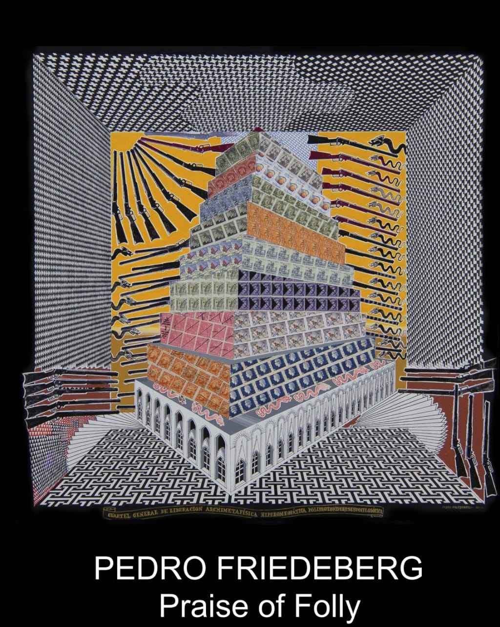Pedro Friedeberg: Praise of Folly