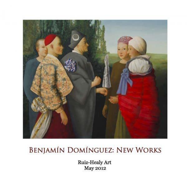 Benjamín Domínguez: New Works