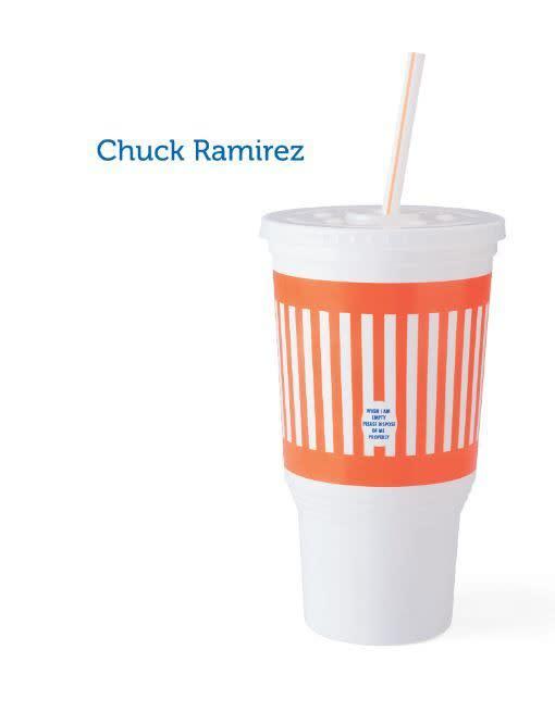 Chuck Ramirez: Minimally Baroque