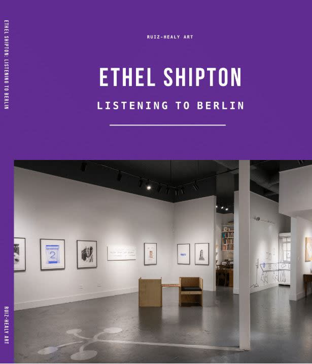 Ethel Shipton: Listening to Berlin