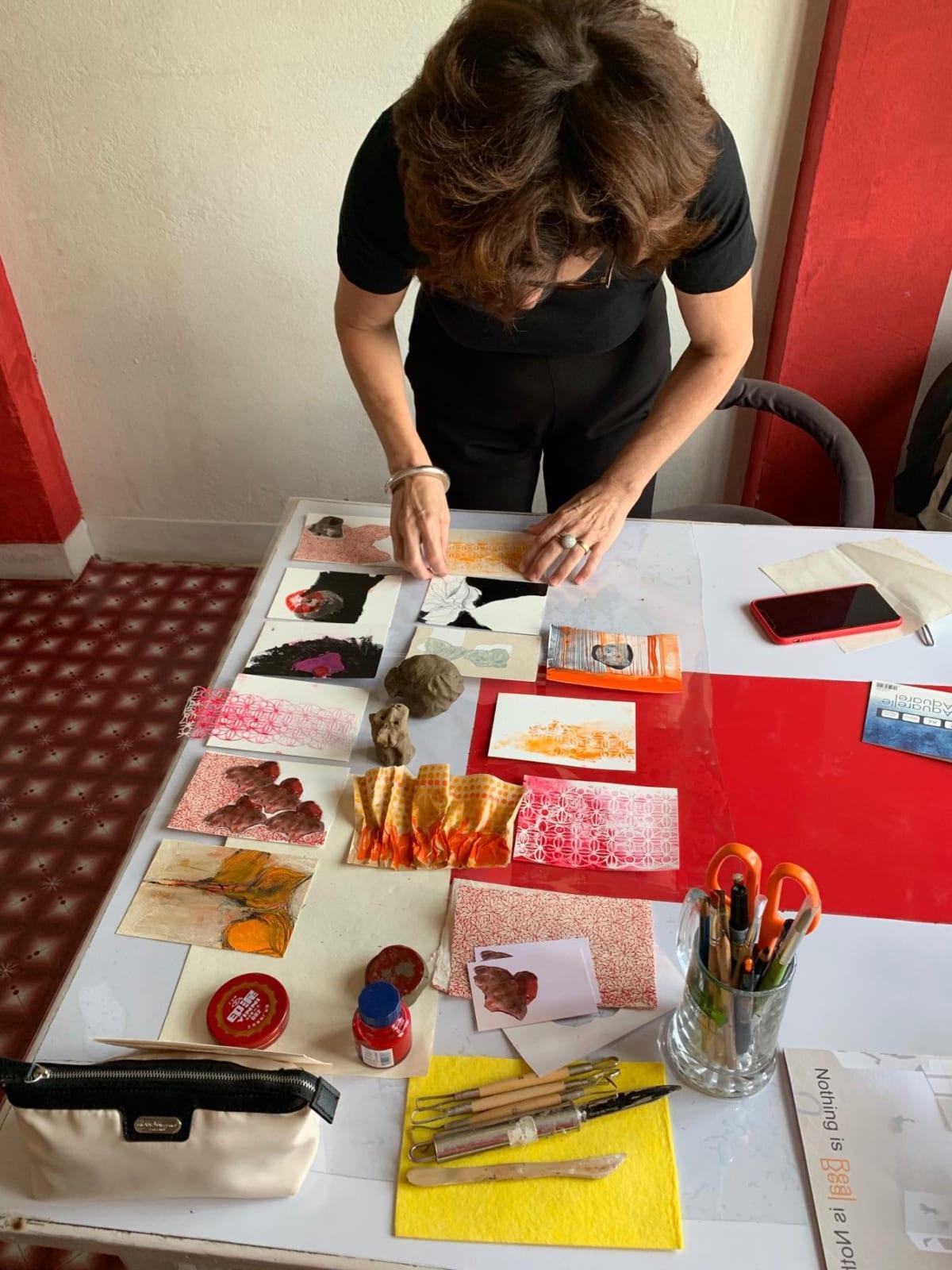 Fabienne Francotte @ Space N Nepal