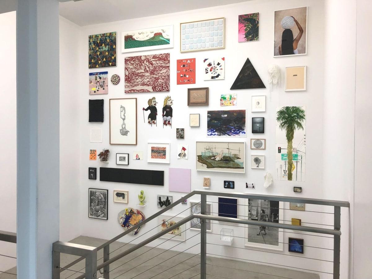 Five @ Baik Art Los Angeles