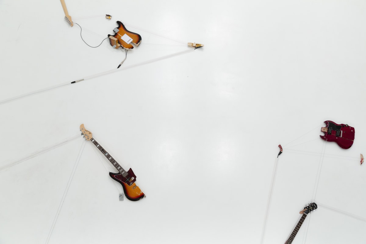 Naama Tsabar: Melodies of Certain Damage (Opus 3)