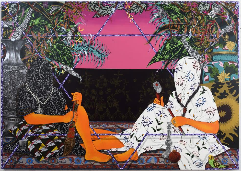 Amir H. Fallah awarded a 2020 Los Angeles Artadia Award