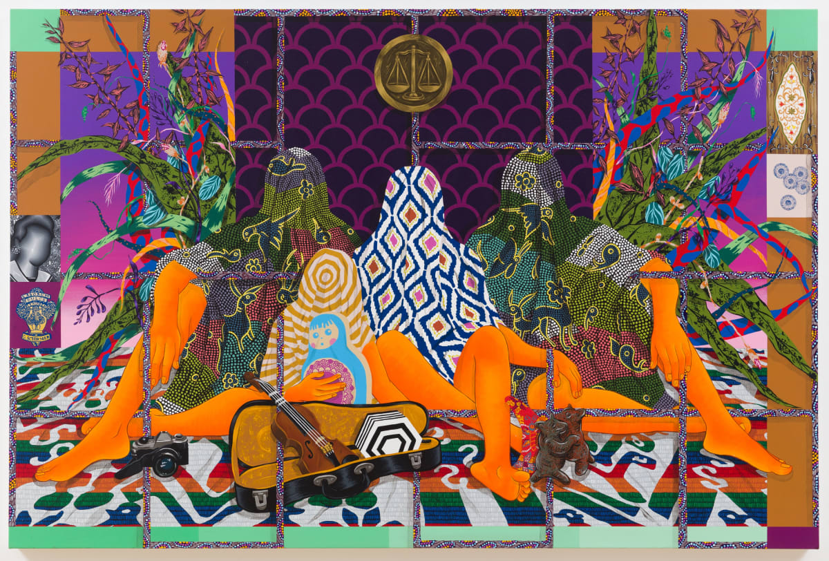 Artforum: AMIR H. FALLAH RECIPIENT 2020 LOS ANGELES ARTADIA AWARD