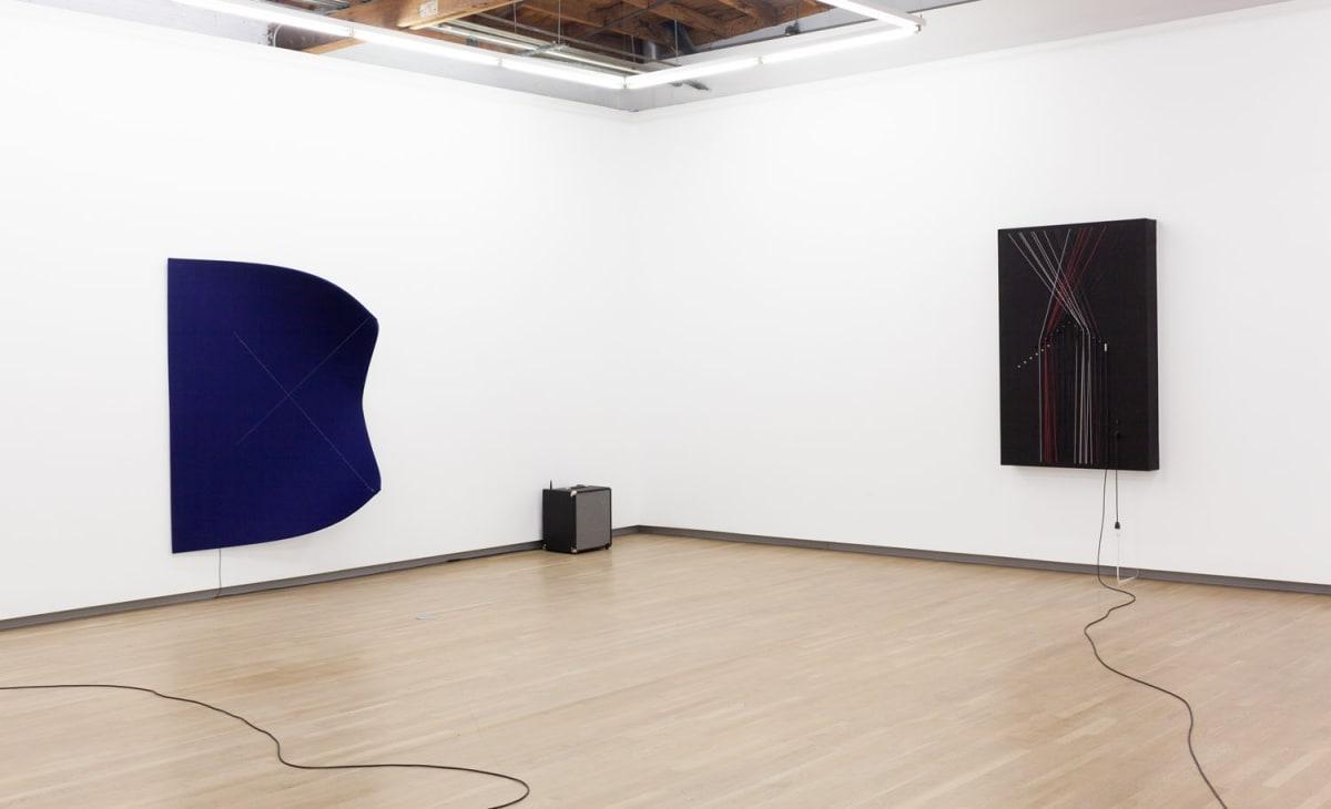 Naama Tsabar. Inversions, 2020. Shulamit Nazarian, Los Angeles