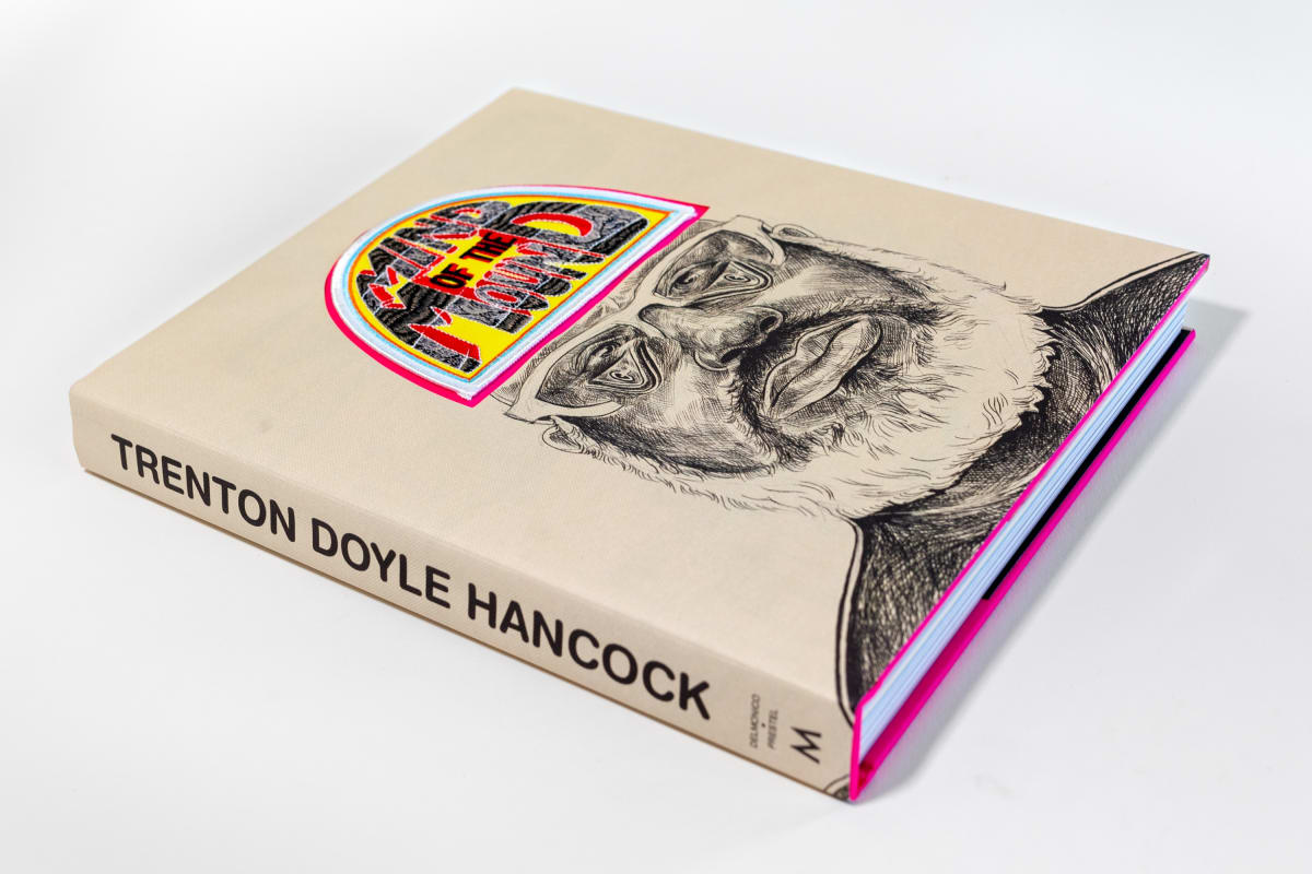 Trenton Doyle Hancock, Mind of the Mound: Critical Mass - $45