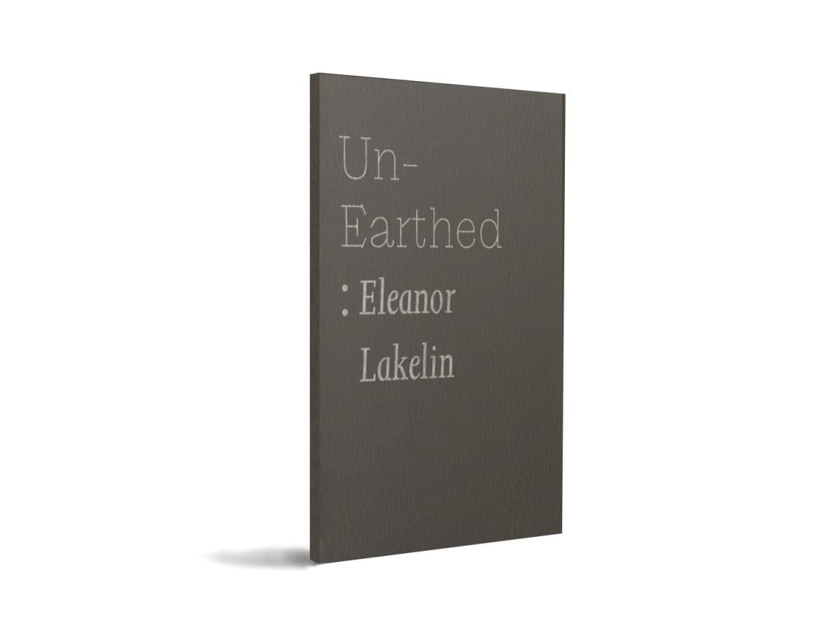 UnEarthed : Eleanor Lakelin