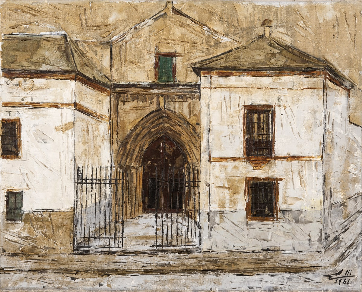 Sâad Benchefaj, Untitled