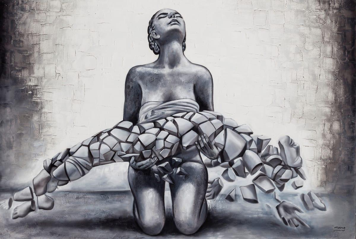 Mouna Bensaid, Sans Titre, 2016