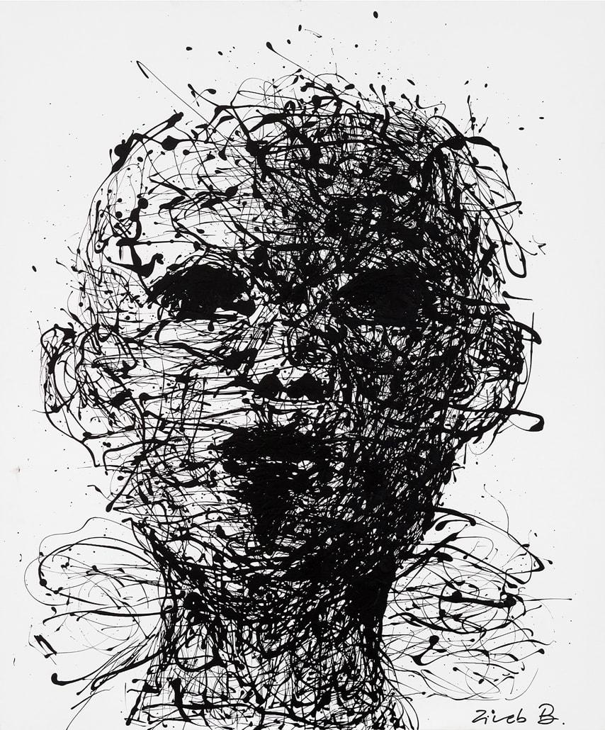 zineb bennis, Innocence, 2018