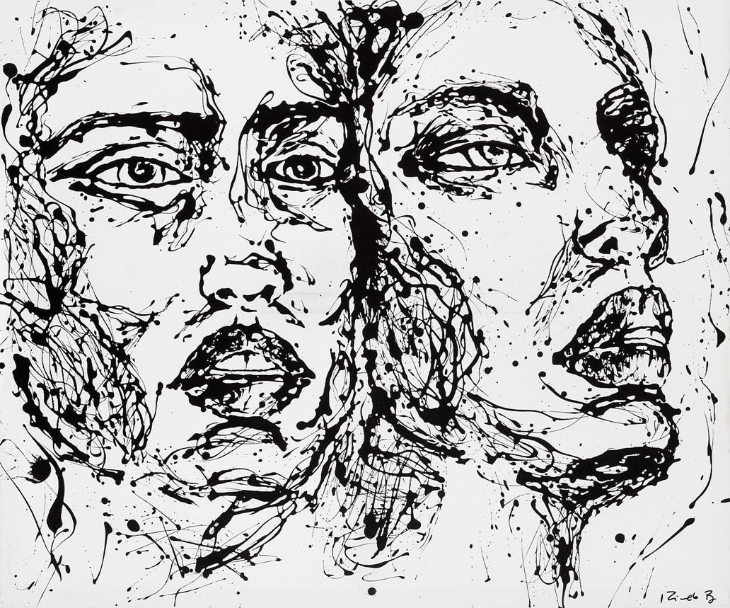 zineb bennis, Illusion , 2018