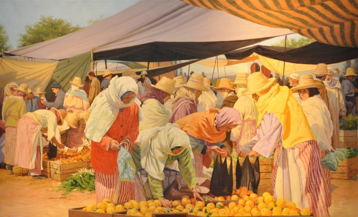 Abdelaziz Charkaoui, Fruits & légumes, 2015