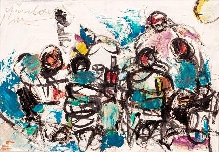 Abdeslam Yandouz, Sans Titre