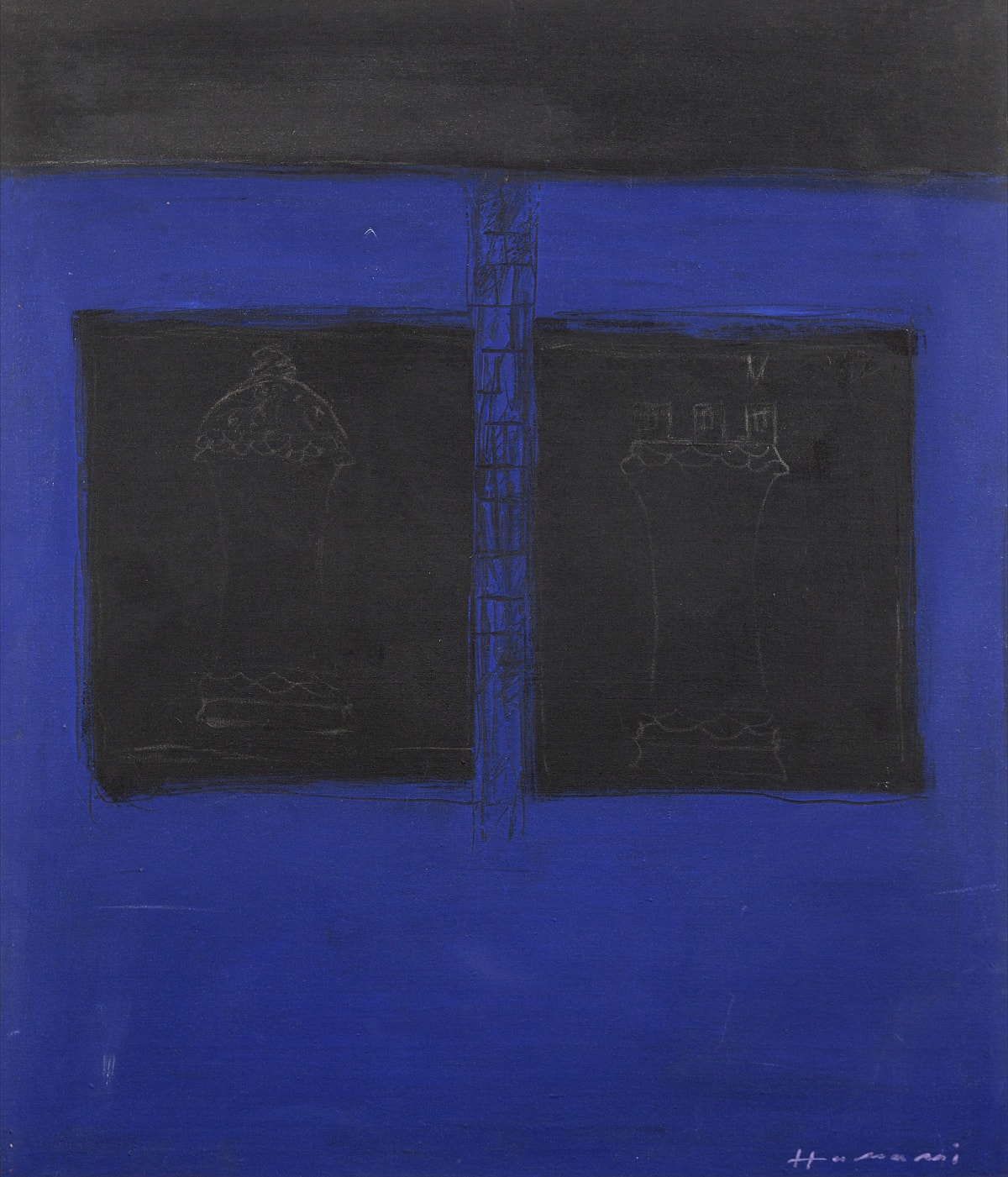 Saâd Hassani, Untitled